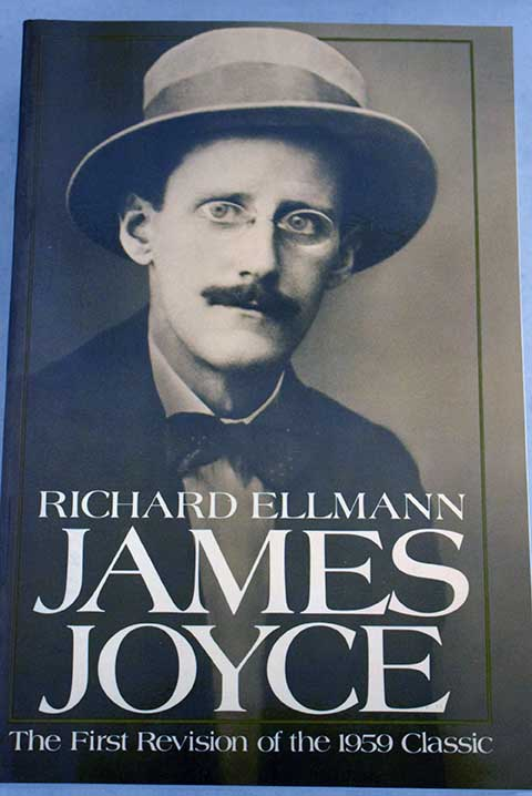 James Joyce New and Revised Edition / Richard Ellmann