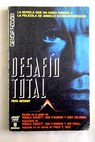 Desafío total / Piers Anthony