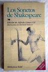Los sonetos de Shakespeare / William Shakespeare