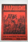 Anarquismo / Errico Malatesta