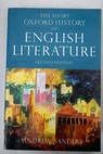 The short Oxford History of English Literature / Andrew Sanders