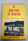 Boxful of Spirits Adventures of a Film maker in Africa / Leslie Woodhead