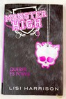 Monster High / Lisi Harrison