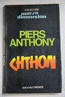 Chthon / Piers Anthony