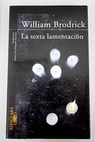 La sexta lamentación / William Brodrick
