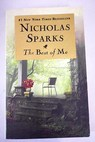 The best of me / Nicholas Sparks