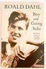 Boy and Going solo / Roald Dahl