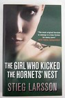 The girl who kicked the hornets nest / Larsson Stieg Keeland Reg