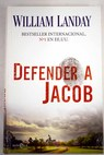Defender a Jacob / William Landay