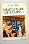 Shakespeare and Company / Sylvia Beach