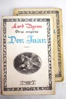 Don Juan / Lord Byron