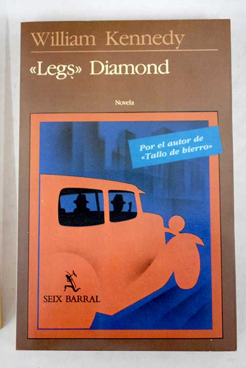 Legs diamond / William Kennedy