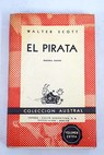 El pirata / Walter Scott