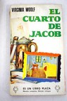 El cuarto de Jacob / Virginia Woolf