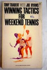 Winning tactics for weekend tennis / Trabert Tony Hyams Joe