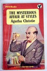 The mysterious affair at Styles / Agatha Christie