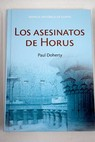 Los asesinatos de Horus / Paul Doherty