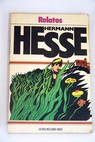 Relatos / Hermann Hesse