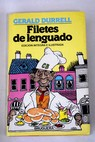 Filetes de lenguado / Gerald Durrell