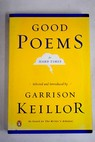 Good Poems for hard times / Garrison Keillor