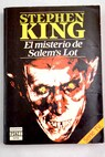 El misterio de Salem s Lot / Stephen King
