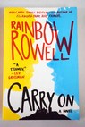 Carry on / Rainbow Rowell