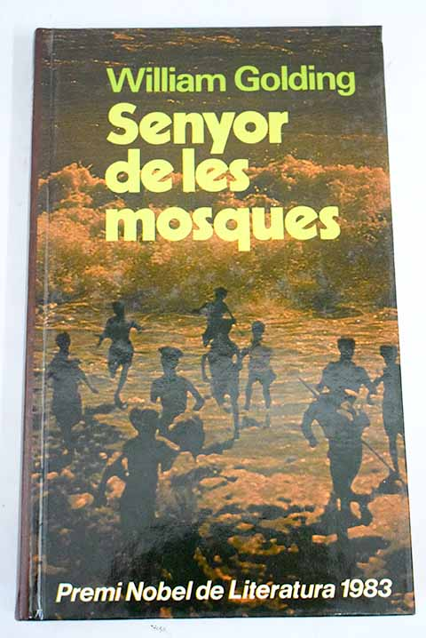 Senyor de les mosques / William Golding