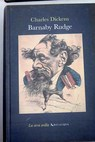 Barnaby Rudge / Charles Dickens