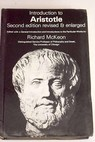 Introduction to Aristotle / Richard McKeon