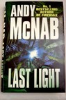 Last light / Andrew McNab