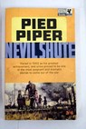 Pied Piper / Nevil Shute