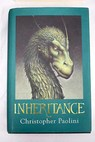 Inheritance or The vault of souls / Christopher Paolini