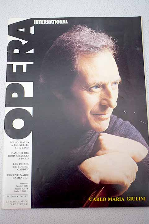 Opera international nº 56