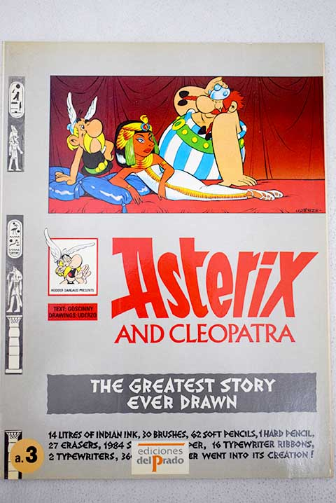 Asterix and Cleopatra / René Goscinny