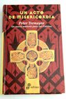 Un acto de misericordia / Peter Tremayne