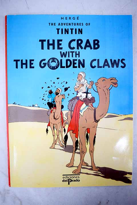The crab with the golden claws / Hergé