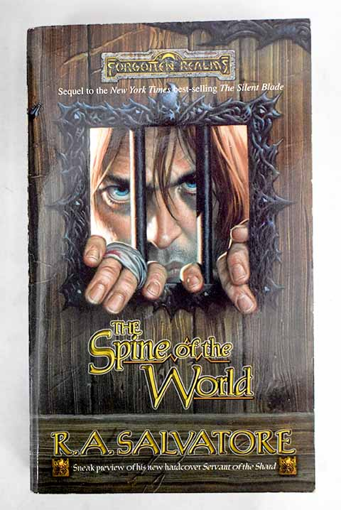 The spine of the world / R A Salvatore