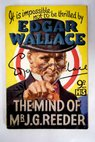 The mind of Mr J G Reeder / Edgar Wallace