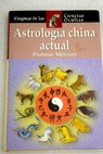 Astrología china actual / Mércury