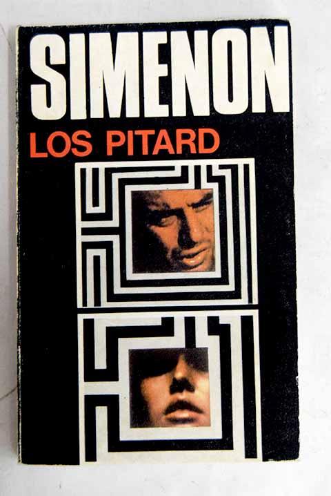 LOS PITARD,  de Georges Simenon 1771616