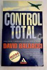 Control total / David Baldacci
