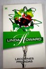 Lecciones privadas / Linda Howard