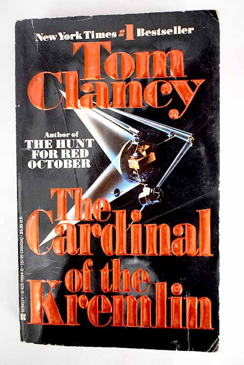 The Cardinal of the Kremlin / Tom Clancy