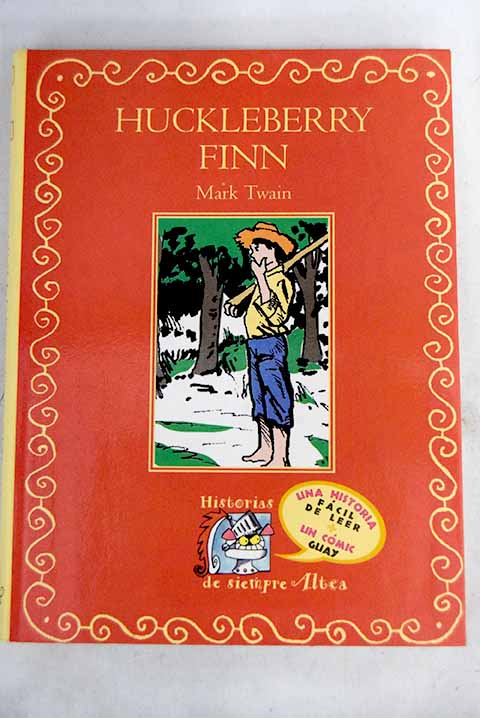 Huckleberry Finn / Mark TWAIN