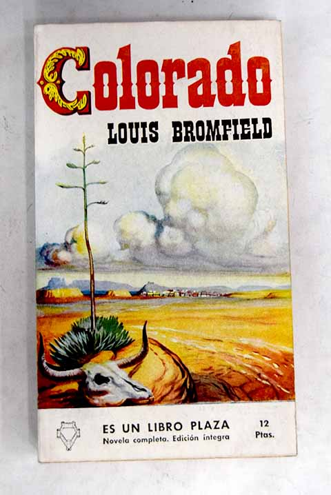 Colorado / Louis Bromfield