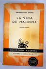 La vida de Mahoma / Washington Irving