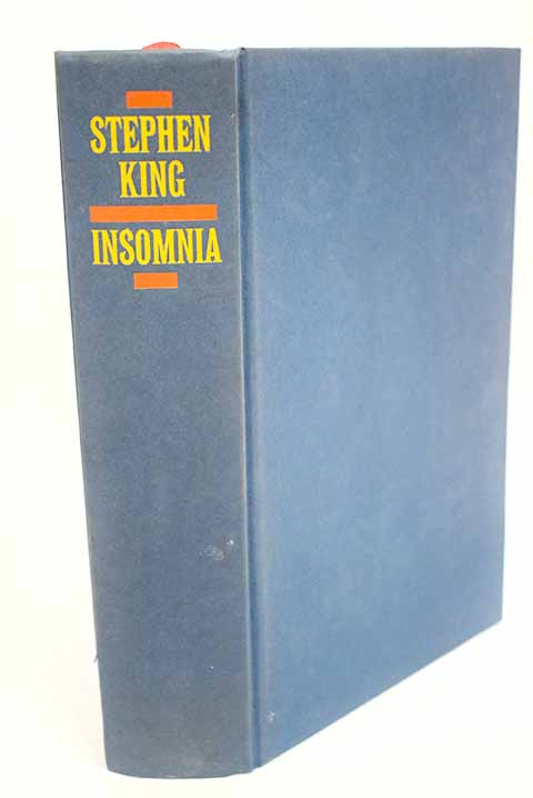 Insomnia / Stephen King