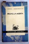 Brujas la muerta / Georges Rodenbach