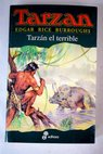 Tarzán el terrible / Edgar Rice Burroughs