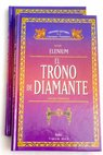El trono de diamante / David Eddings